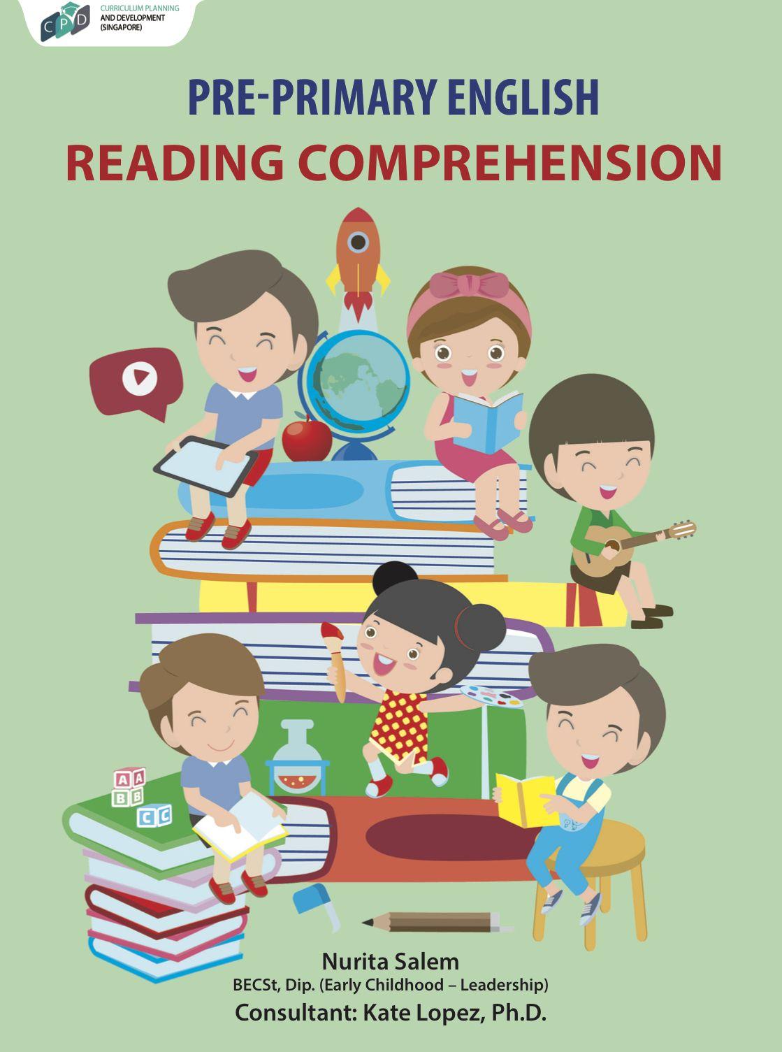 Pre Primary English Reading Comprehension