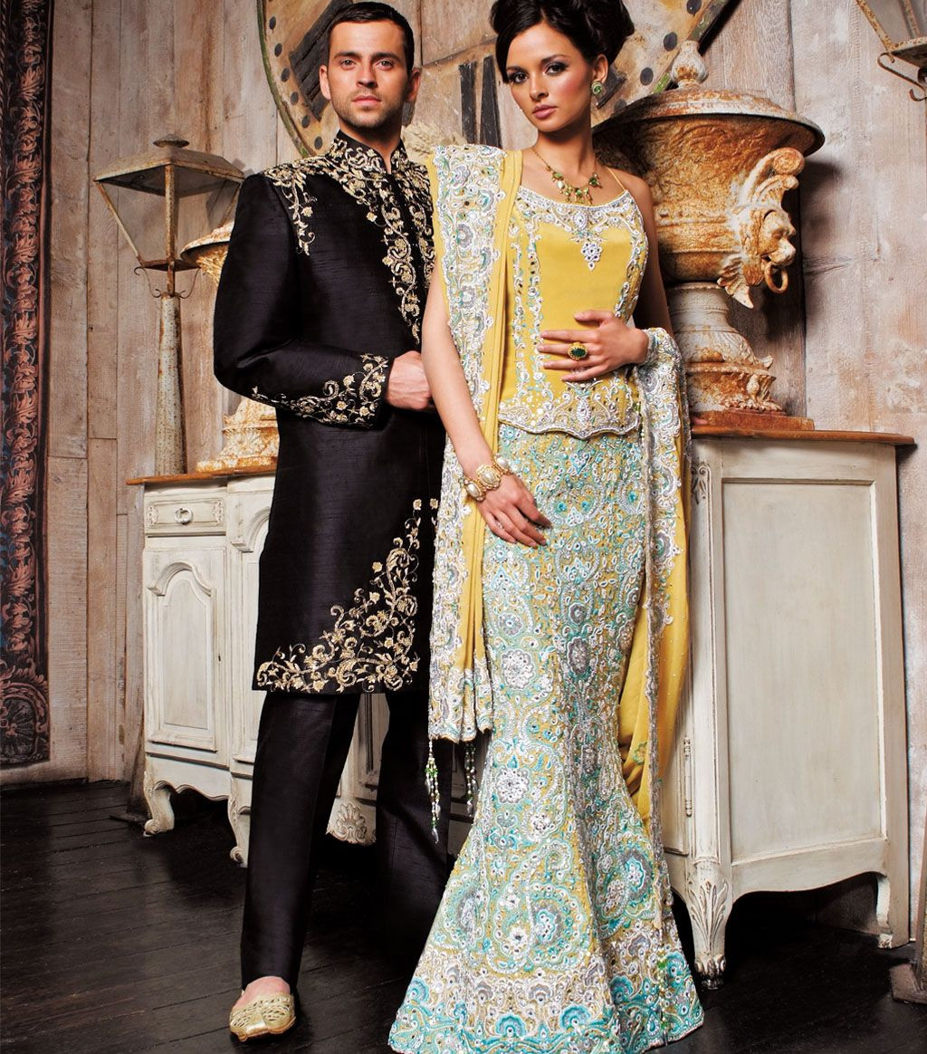 Indian Wedding Dresses For Groom Are Always Marked With Great Pomp And Show Thats Why