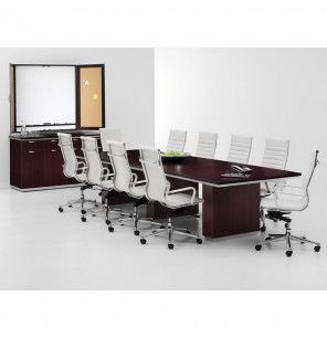 7020 144rex Shown In Mocha Chairs And Other Furniture Not Included Conference Room Design Table Conference Table