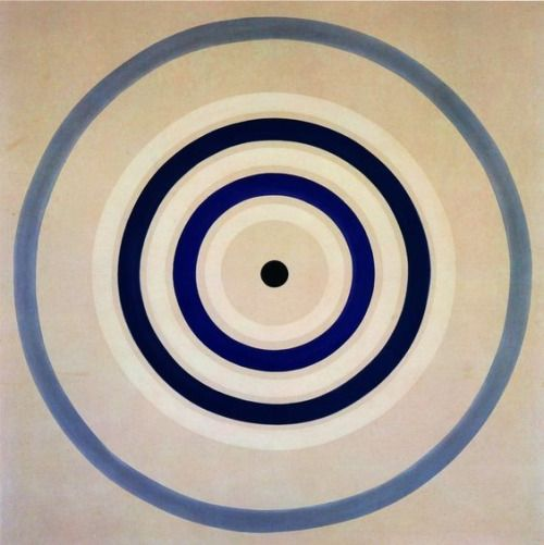 Kenneth Noland | Spring Cool, 1962