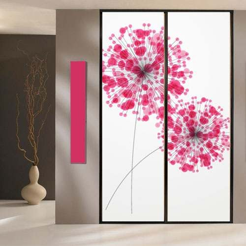 Comment d corer des portes coulissantes de placard recherche google projets artistiques - Comment regler une porte de placard ...