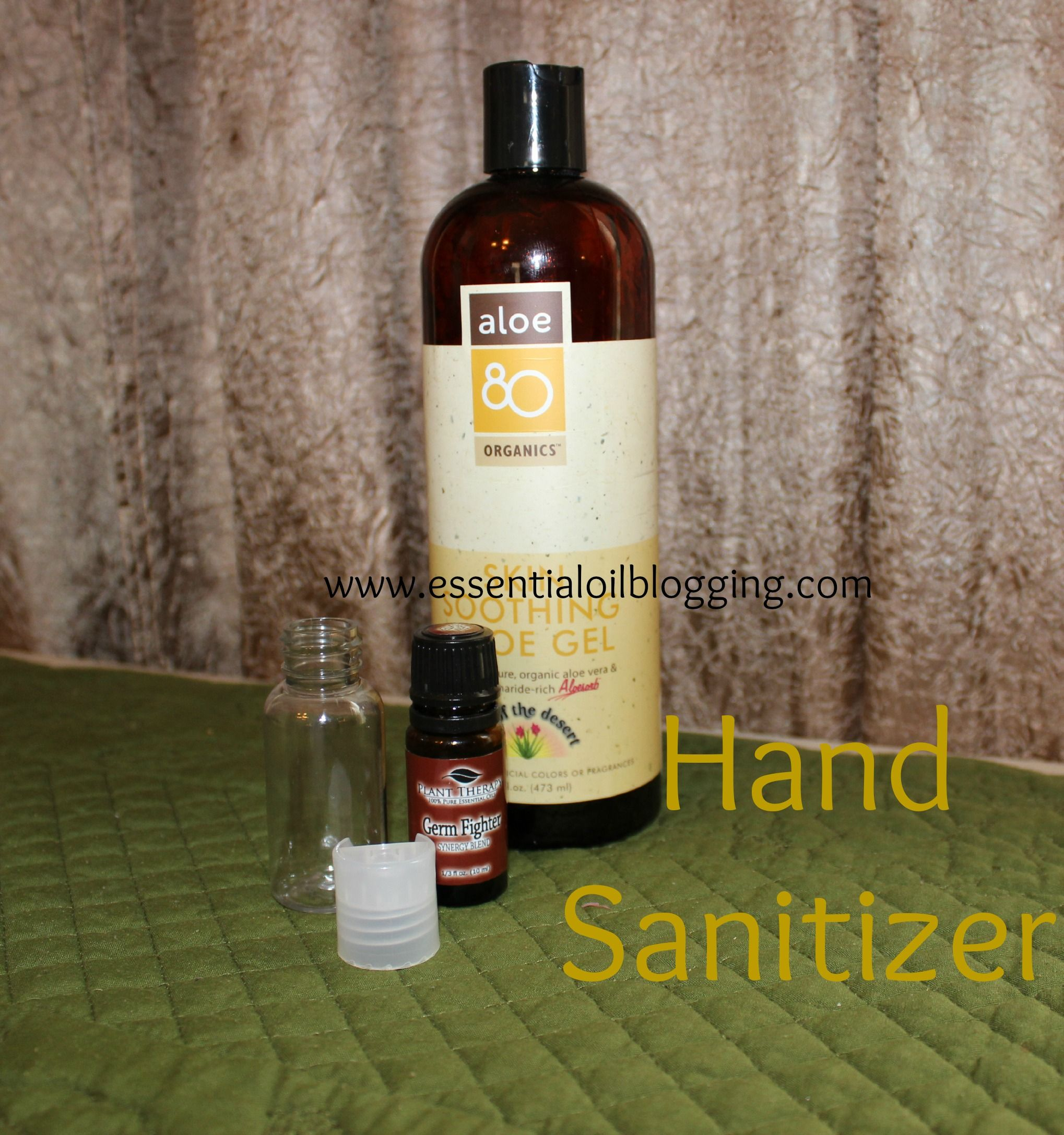 Handsanitizer Essential Oils Plant Therapy Essential Oils