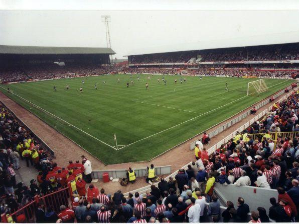 From The Score Board Sunderland Afc Sunderland Soccer Field