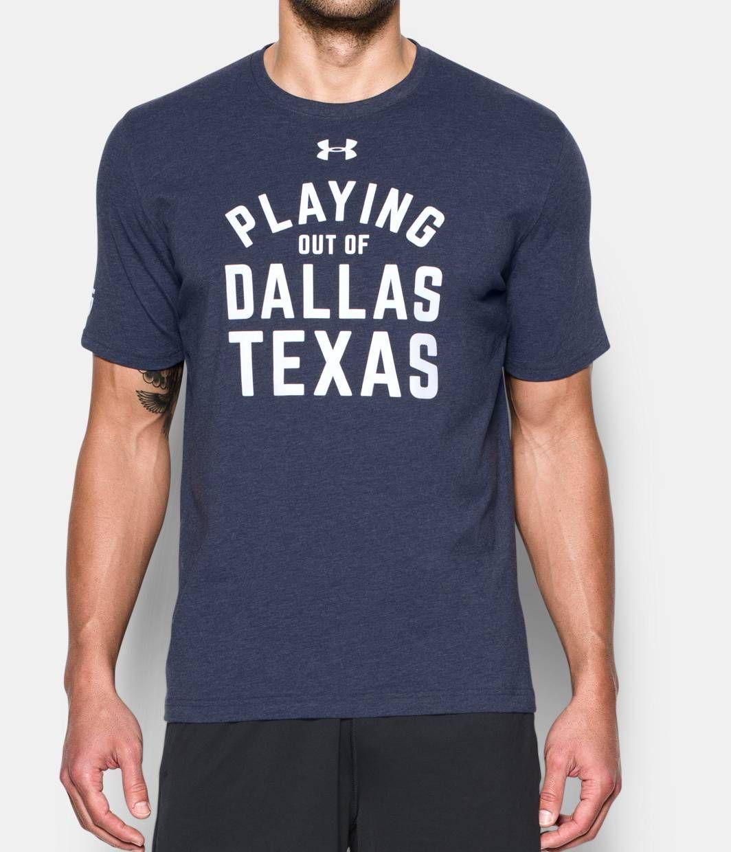 c3677d7f8f1ba7 Men s Jordan Spieth Under Armour Dallas T-Shirt