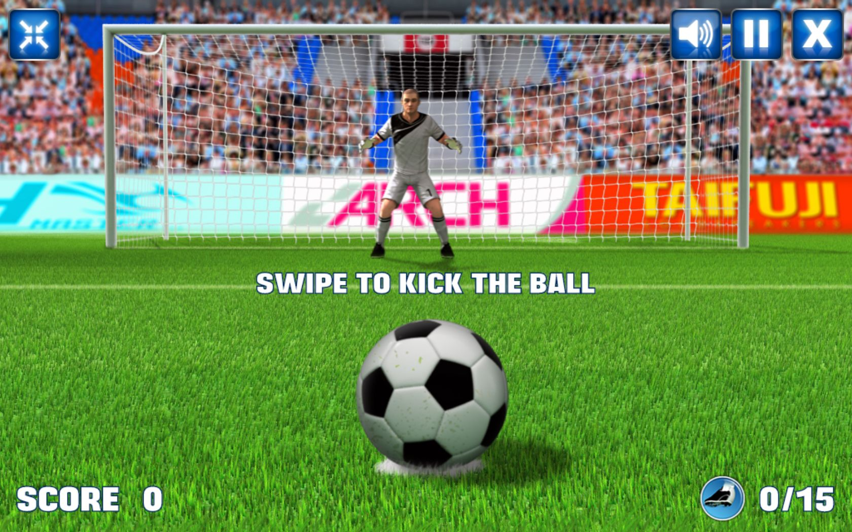 Penalty Kicks Html5 Sport Game Penalty Kick Sports Games Kicks