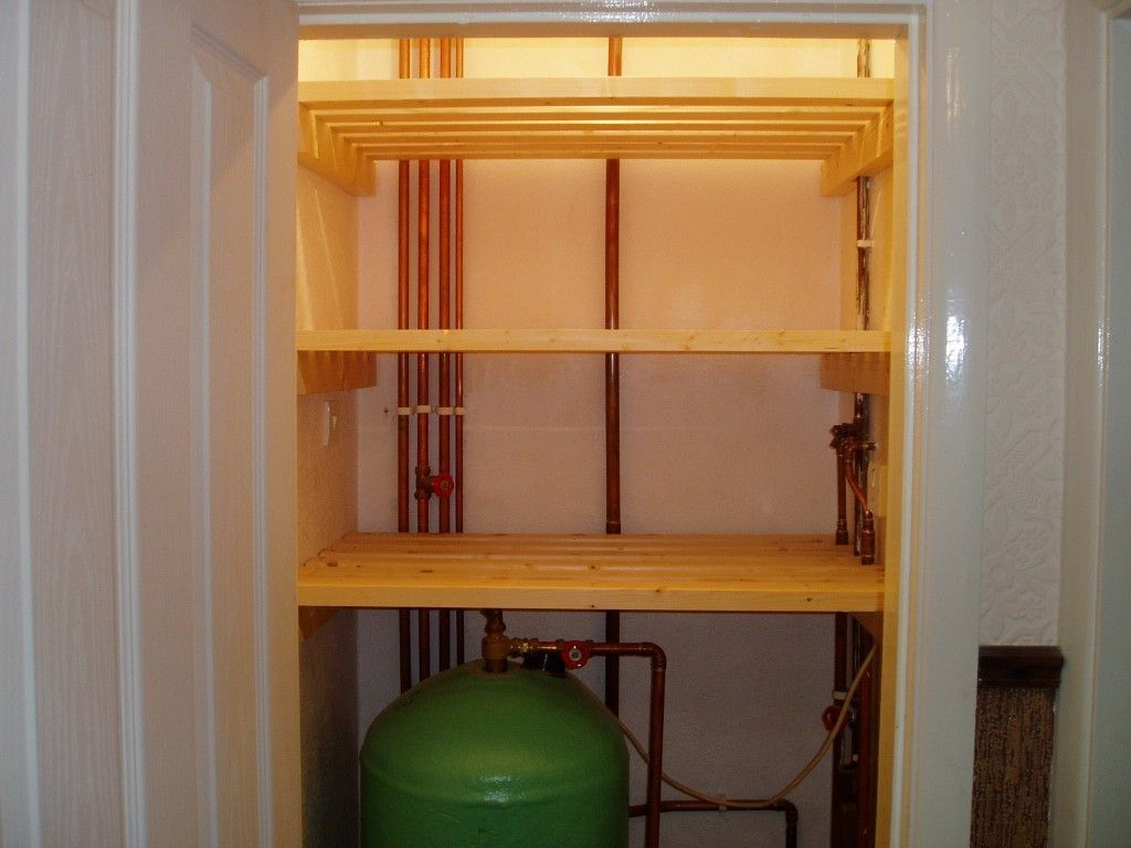 Cupboard Storage Ideas Lost In Translation The Geyser In The Cupboard The Boiler In