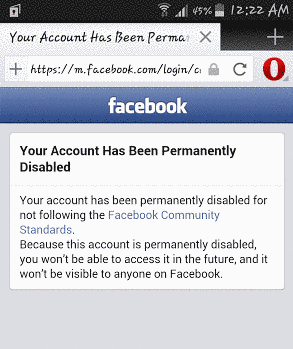 How To Enable Recover A Disabled Facebook Account Accounting Disability Social Media Images Sizes