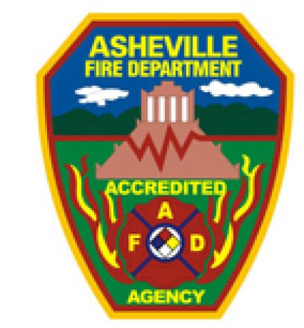 Asheville Fire And Rescue Department Logo Fire Dept Logo Fire Department Fire