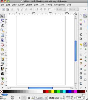 Inkscape Schematic Tutorial 1 Getting Started Diy Cnc Router Tutorial Graphic Design Tutorials