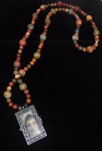 Divine Mother Prayer beads