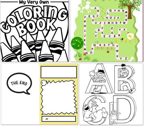 Fun Worksheets For Kids Printable - fun worksheets for kids free ...