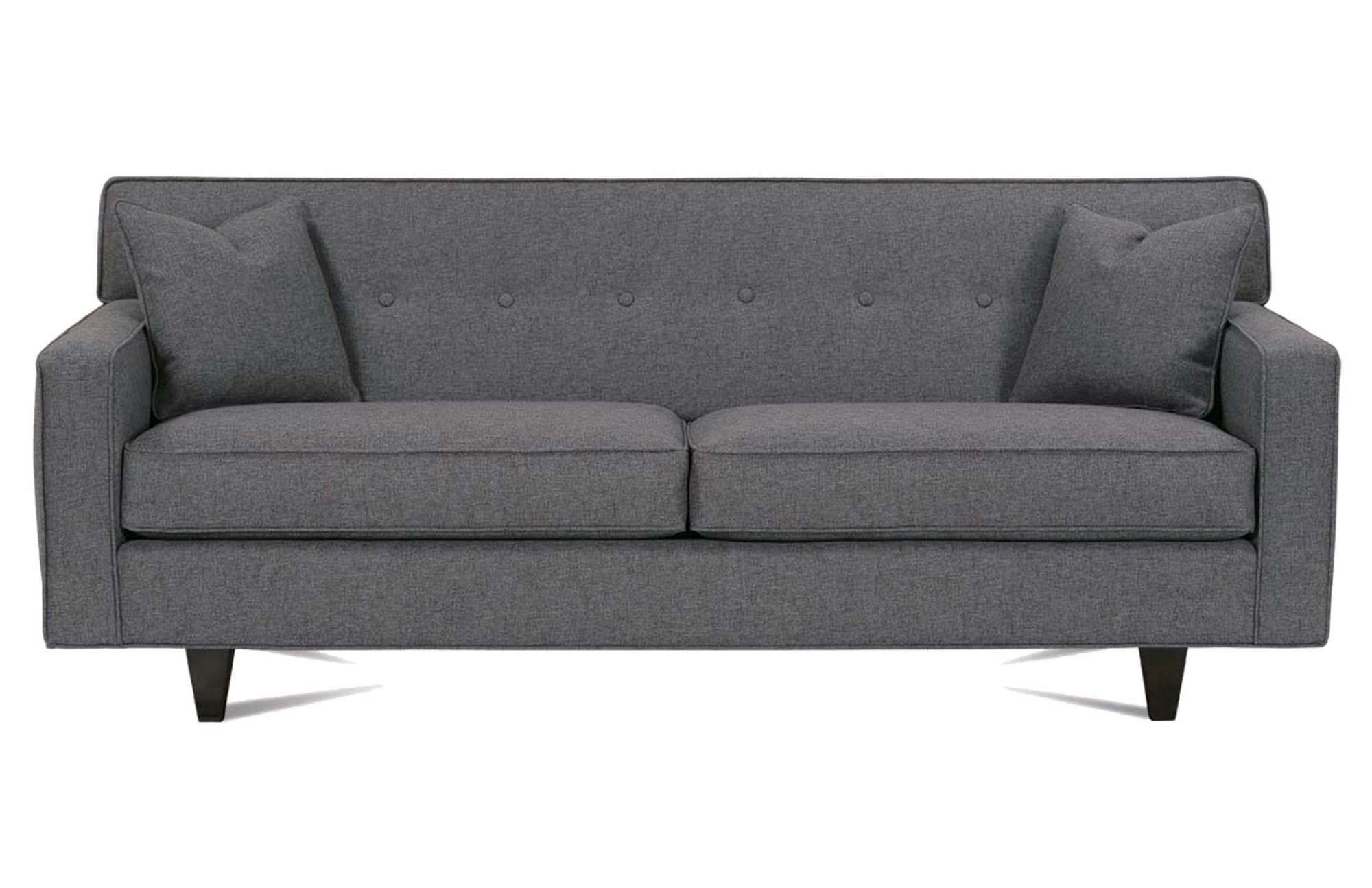 The dorset 88 sofa is a modern luxury design that places an emphasis on seating space the Modern luxury sofa