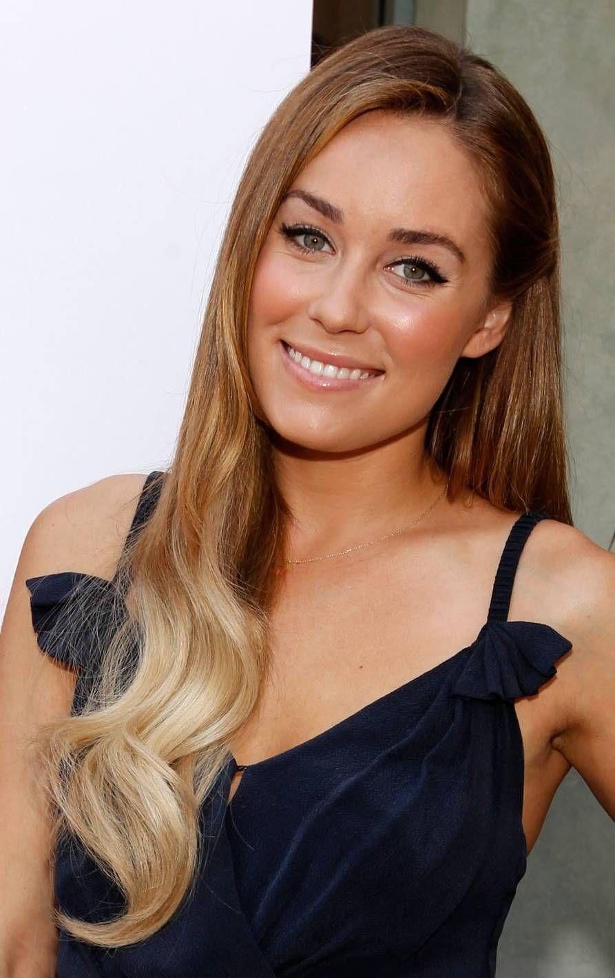 hair ombre Lauren conrad