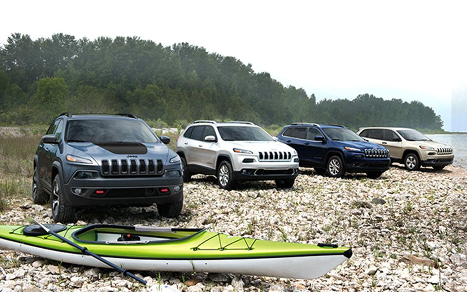 2014 Jeep Cherokee Models