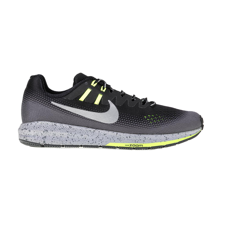 NIKE – Γυναικεία αθλητικά παπούτσια ΝΙΚΕ AIR ZOOM STRUCTURE 20 SHIELD γκρι-μαύρα  Γυναικεία  a538f5bf8d2