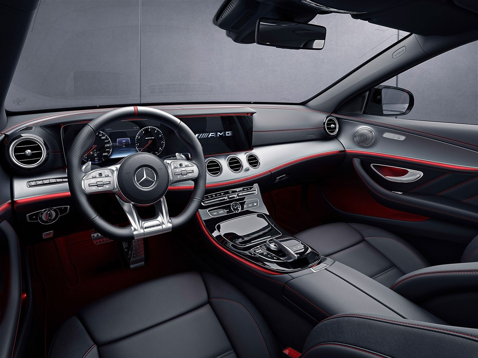2019 Mercedes Benz E400 Wagon New Release Mercedes Benz Interior