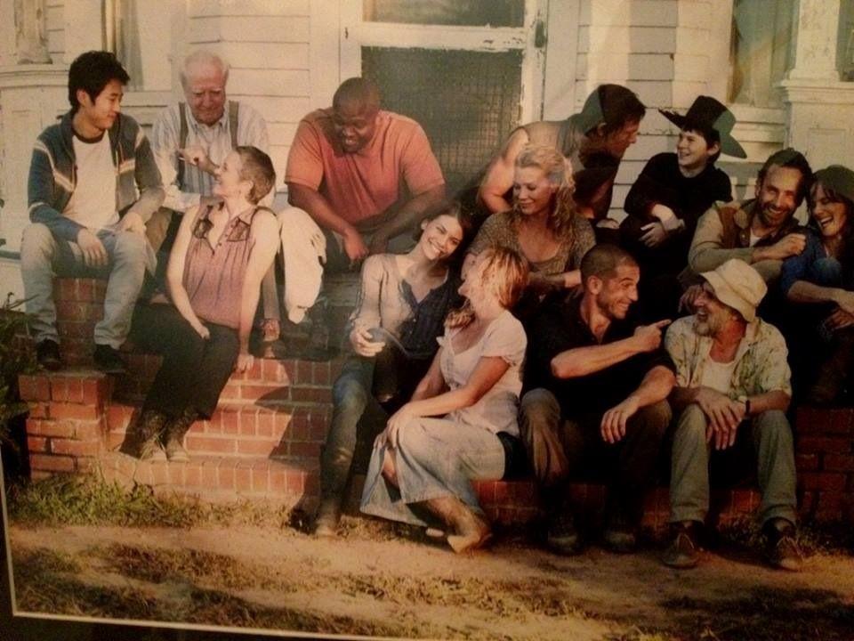 Rare Of The Season 2 Cast Walking Dead Season Fear The