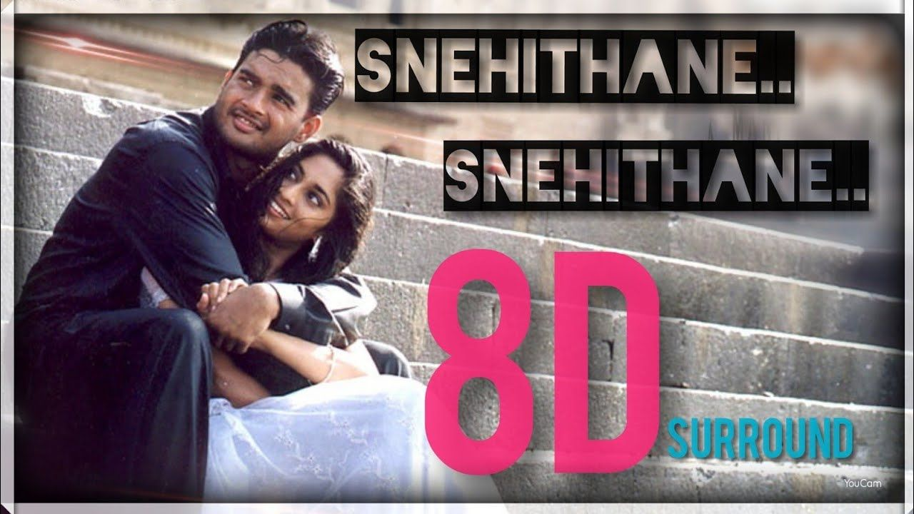 Snehithaney 8d Alaipayuthey Madhavan Shalini A R Rahman Audio Songs Free Download Audio Songs Mp3 Song Download