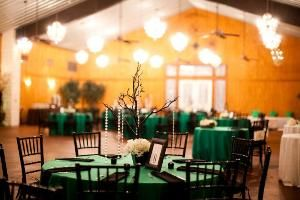 Wedding Reception Chairs and Decor