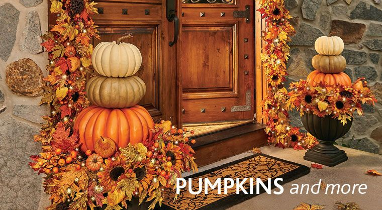 Fall Decorations Improvements Autumn Home Diy Thanksgiving Centerpieces Fall Decor