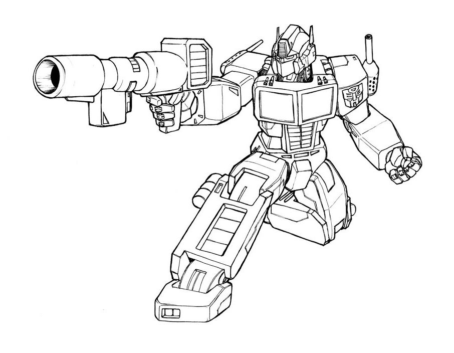 Optimus Prime Coloring Pages Best Coloring Pages For Kids Transformers Coloring Pages Online Coloring Pages Coloring Pages For Kids