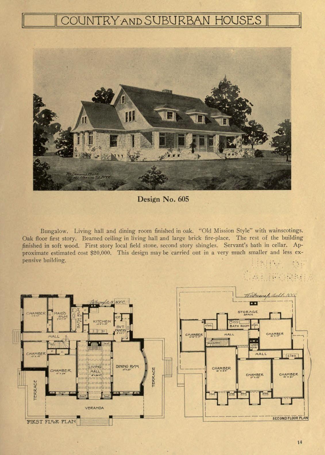 Pin By Henrietta Osborn On House Plans Floor Plans Vintage House Plans House Plans