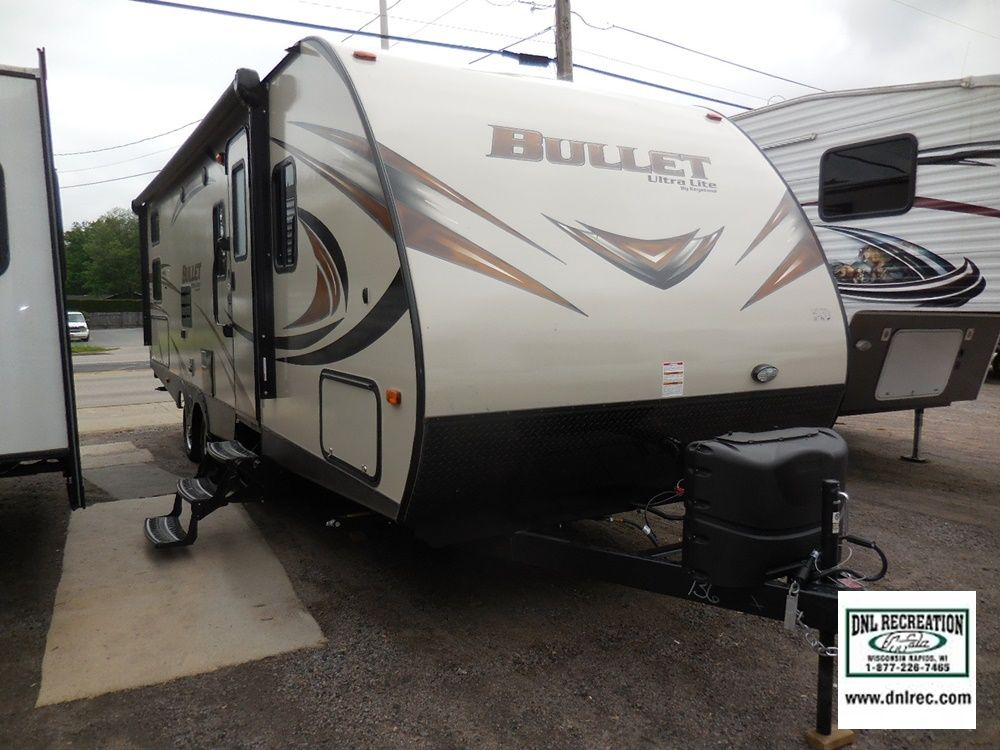 2016 Bullet 274BHS available at DNL Recreation in