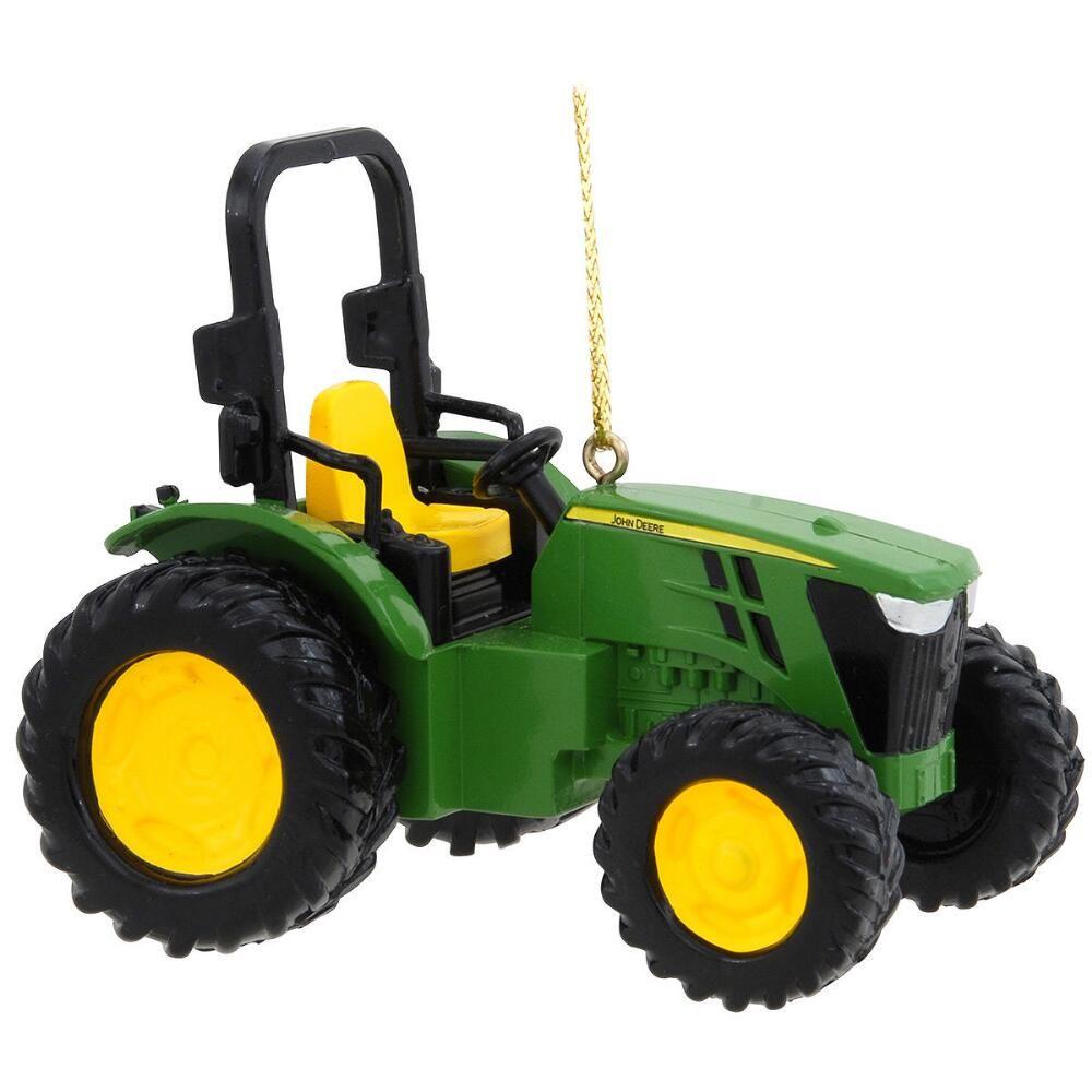 John Deere Utility Tractor Ornament | John deere utility tractors ...