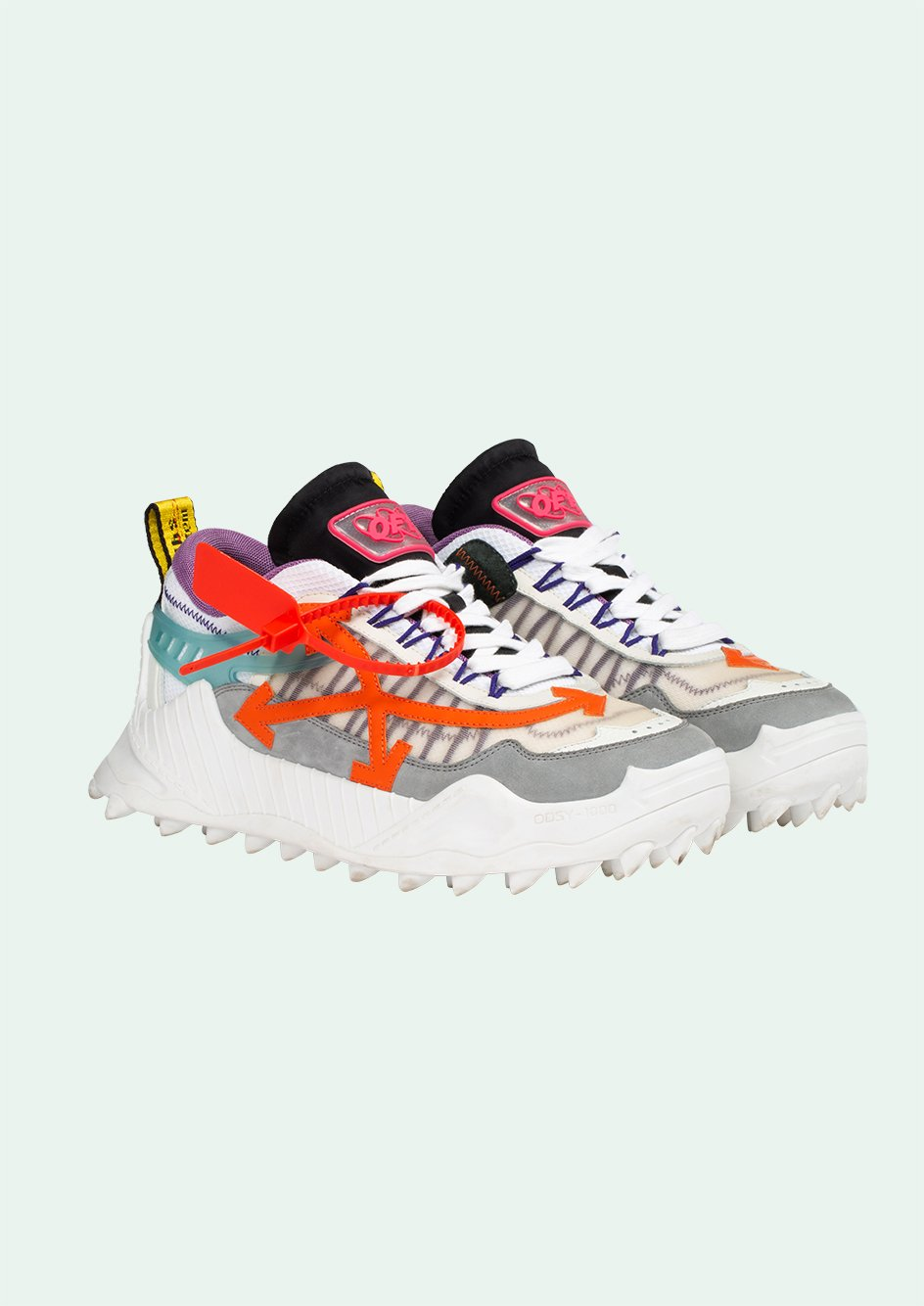 Off White Shoes Offwhite Chaussure