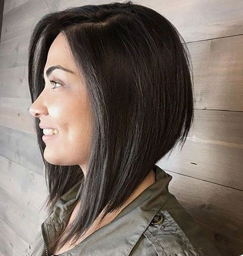 20 pictures of the best inverted bob hairstyles - Popular