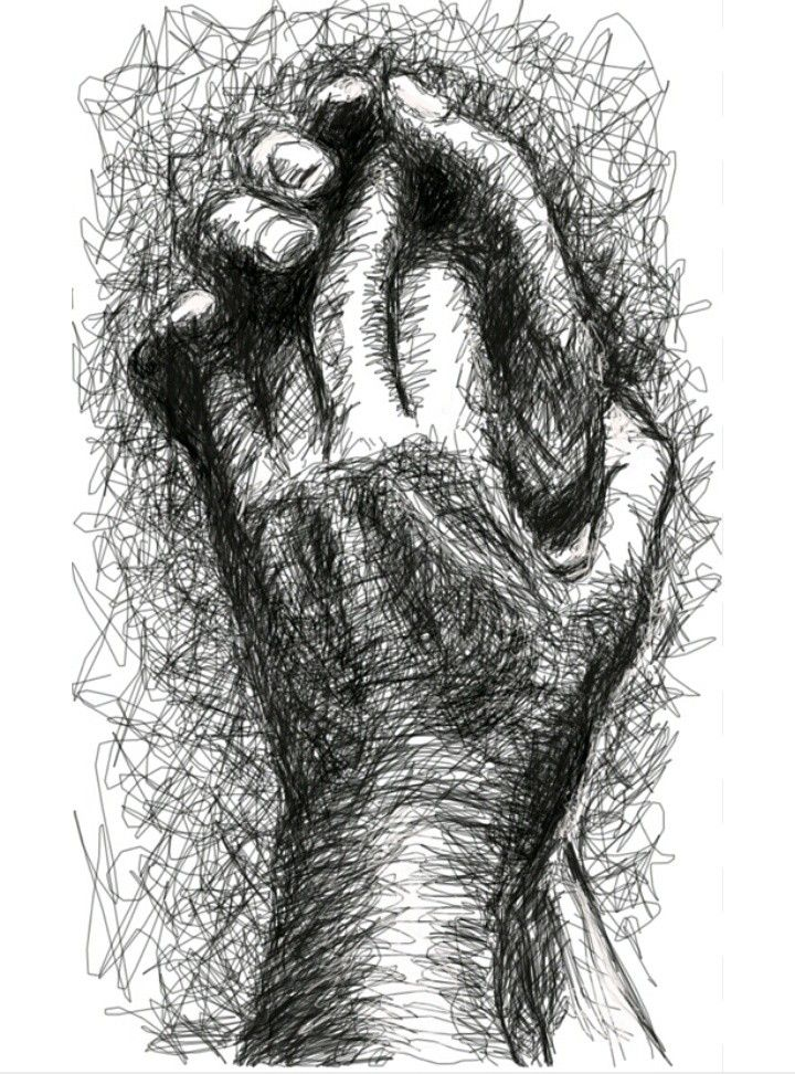 Pin by JACOLIEN DE BRUYN on Charcoal Scribble drawings