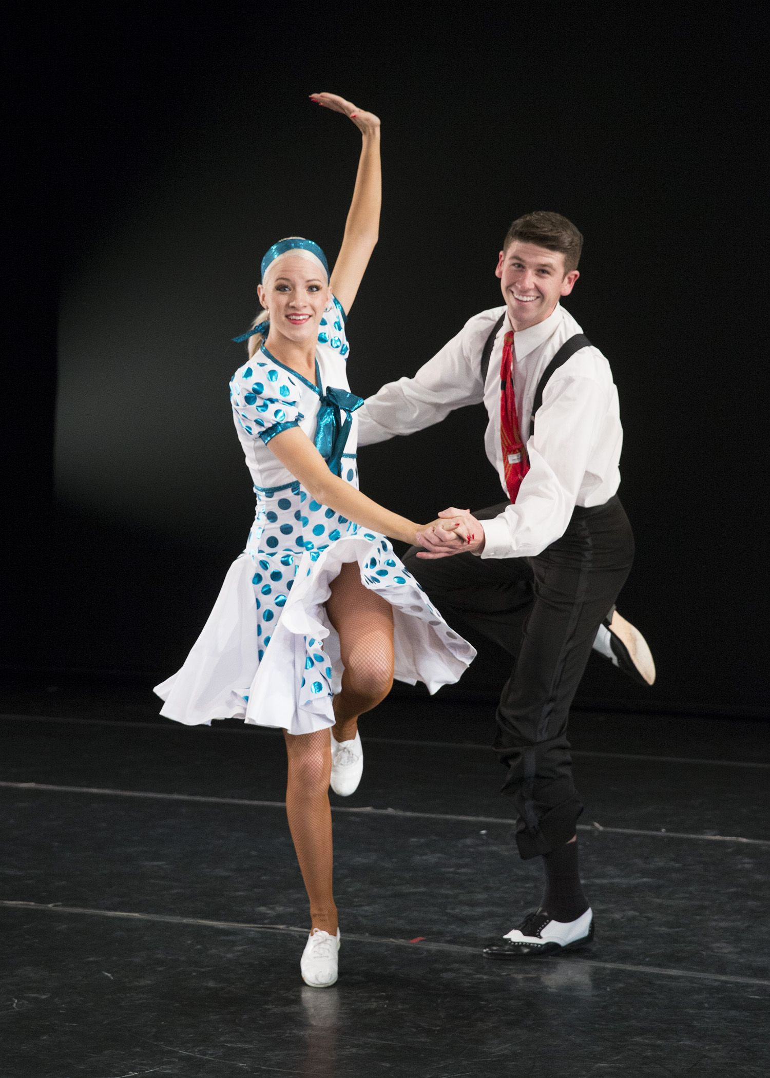 Jump And Jive With Ballroom Dance Company April 12 13 Byu College Of Fine Arts And Communications Dance Company Ballroom Dance Swing Dancing