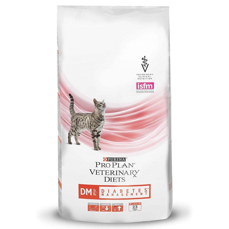 Purina Pro Plan Veterinary Diets Dry Cat Food Dm St/Ox