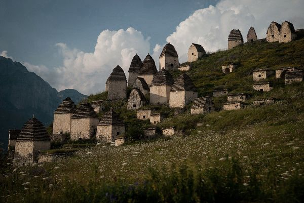 City of the Dead, Ossetia, Russia. 13 Spooky Places in Europe to See on Your Gap Year - Gap Year