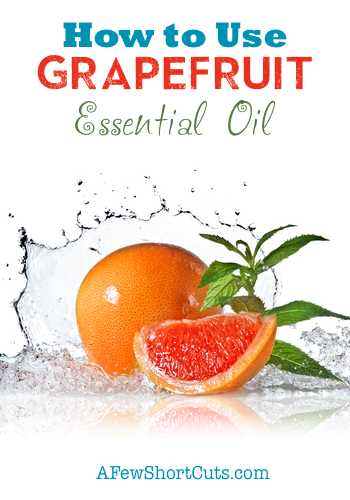 How to Use Grapefruit Essential Oil | Home decor ...