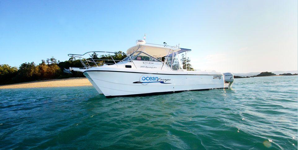Vessel #ecotourism #Queensland #Australia