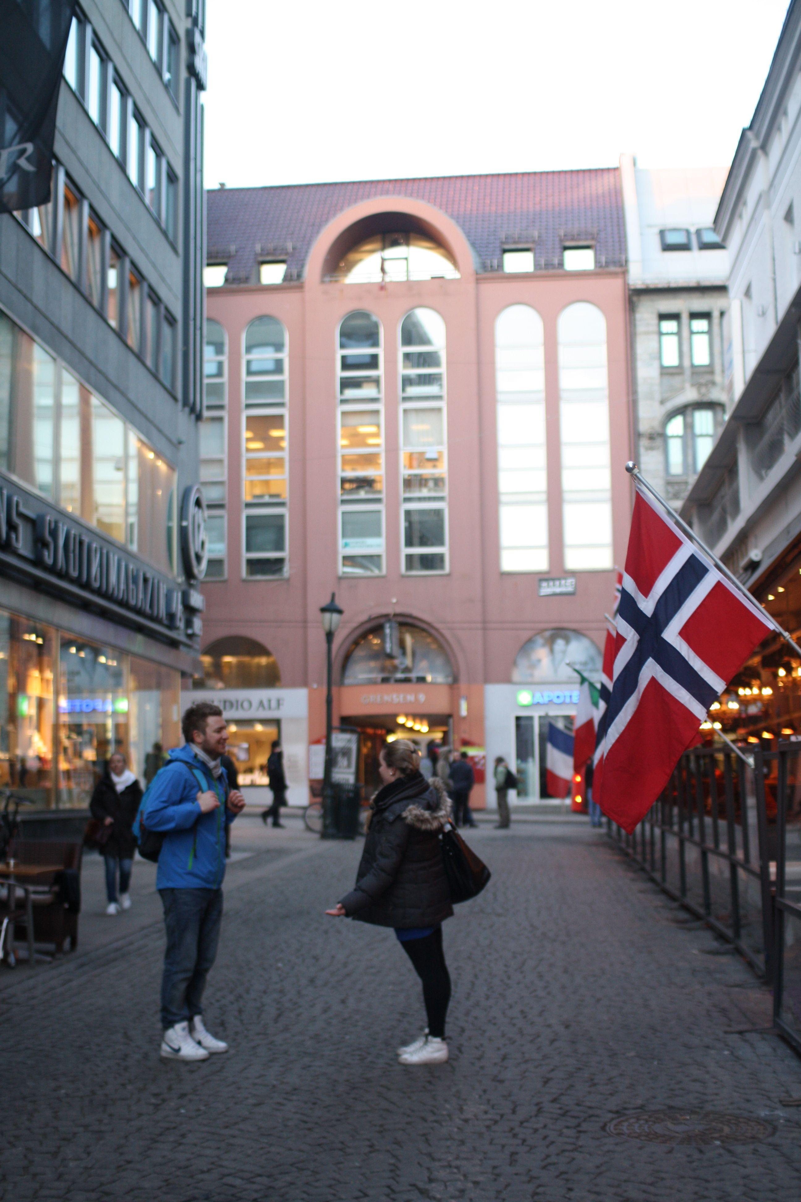 Oslo Sentrum in Oslo, Oslo