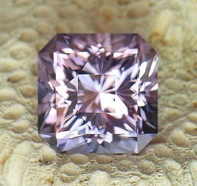 Amethyst 10192: 7.33Ct Spectacular Precision Custom Octagon Cut Finest Rose De France Amethyst -> BUY IT NOW ONLY: $132 on eBay!