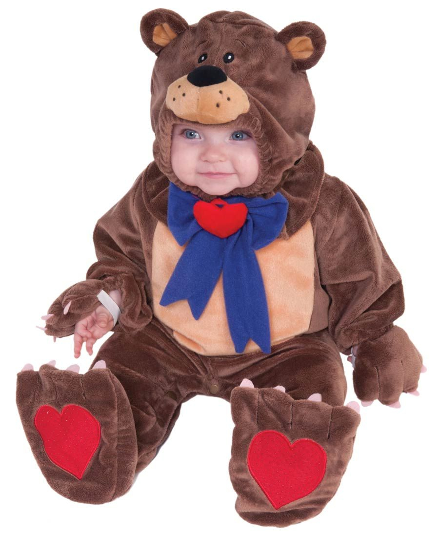 f4c76db9a34c Baby Teddy Bear Costume - Baby Costumes