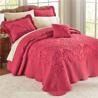 Amelia Oversized Bedspread from Brylane Home. Love this pattern....mdb