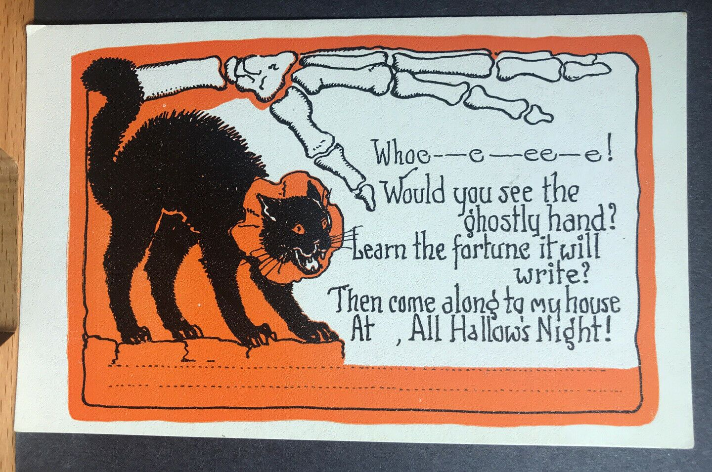 Halloween 2020 Publisher 1900s Halloween Fantasy Metropolitan News Publisher Nice Graphic