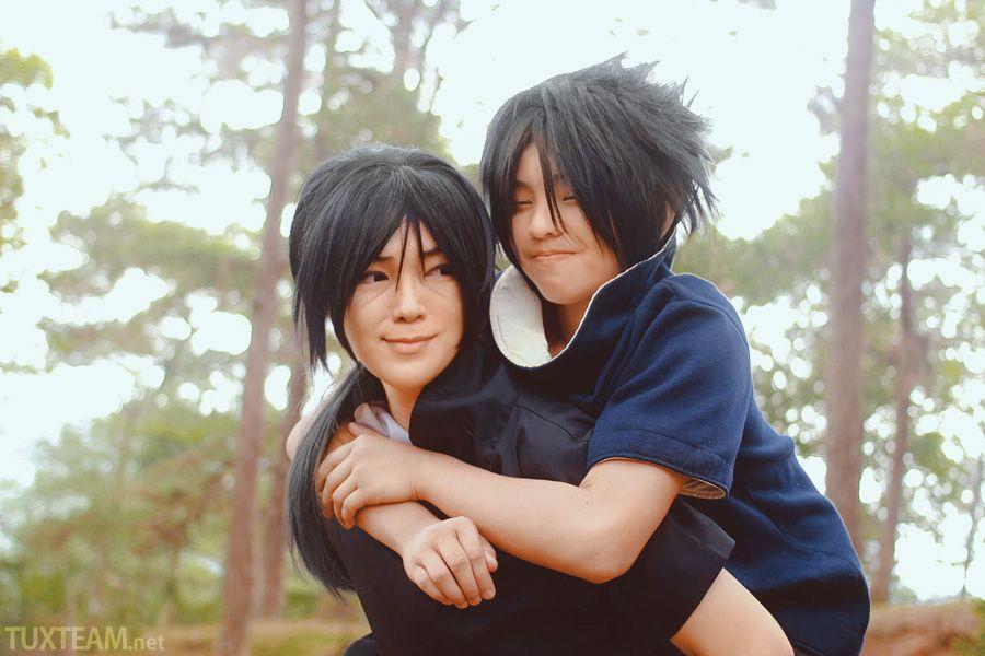 Itachi & Sasuke Uchiwa | Naruto