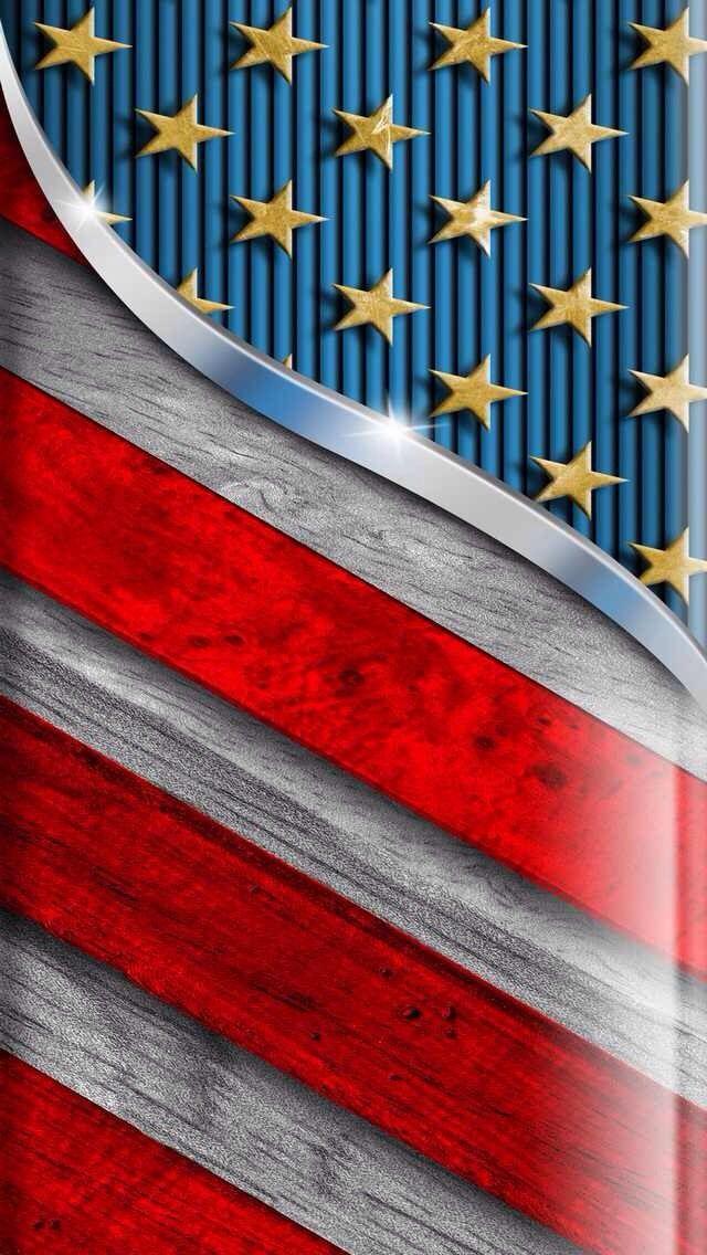 Image By Tina Danehart On Iphone Wallpaper American Flag