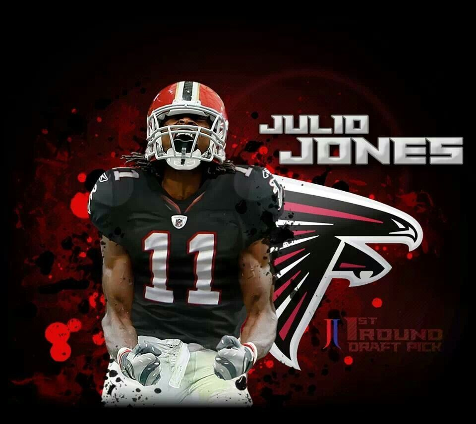 Pin By Alicia Tamplin On Sports Julio Jones Fantasy Football Football
