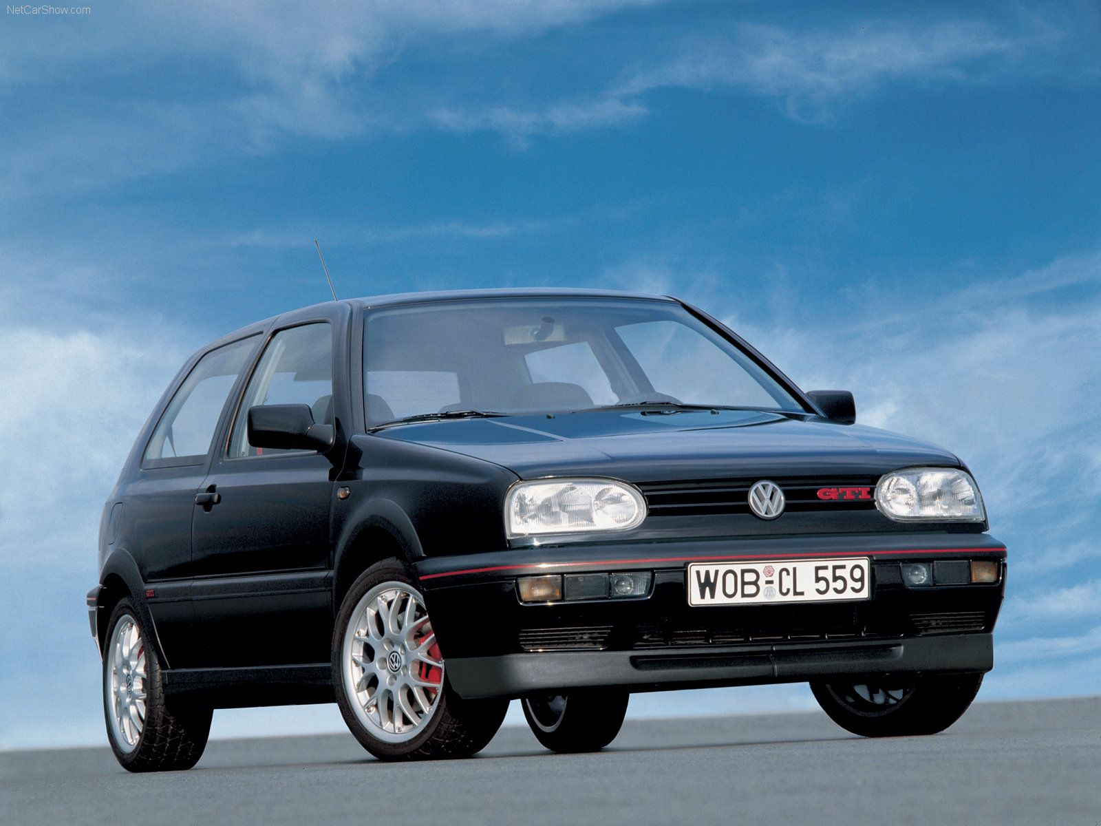 Images of volkswagen golf gti special edition typ 1996