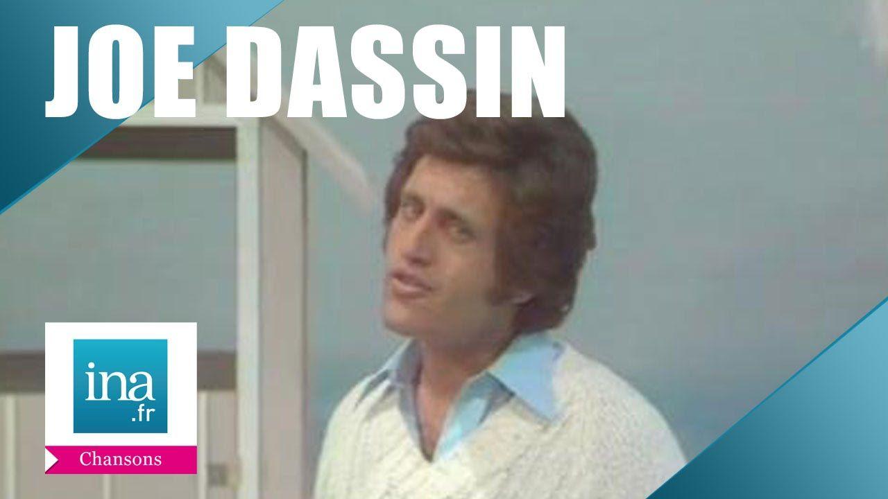 Joe Dassin A Toi Live Officiel Archive Ina Joe Dassin Chanson