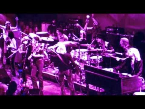 Love Light 2 11 70 Grateful Dead Allman Brothers Allman