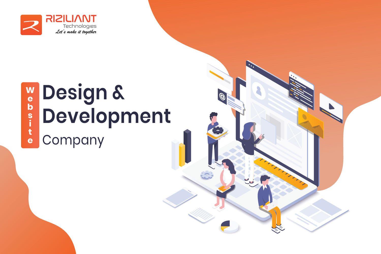 Riziliant Technologies Is A Full Service Web Development Company Providing Servi Digital Marketing Services Website Development Company Web Development Company