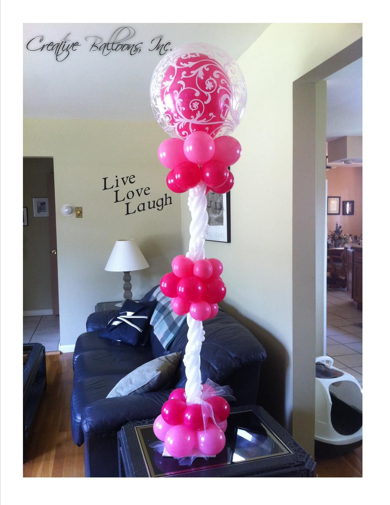 Air filled design (With images) Balloons, Decor, My