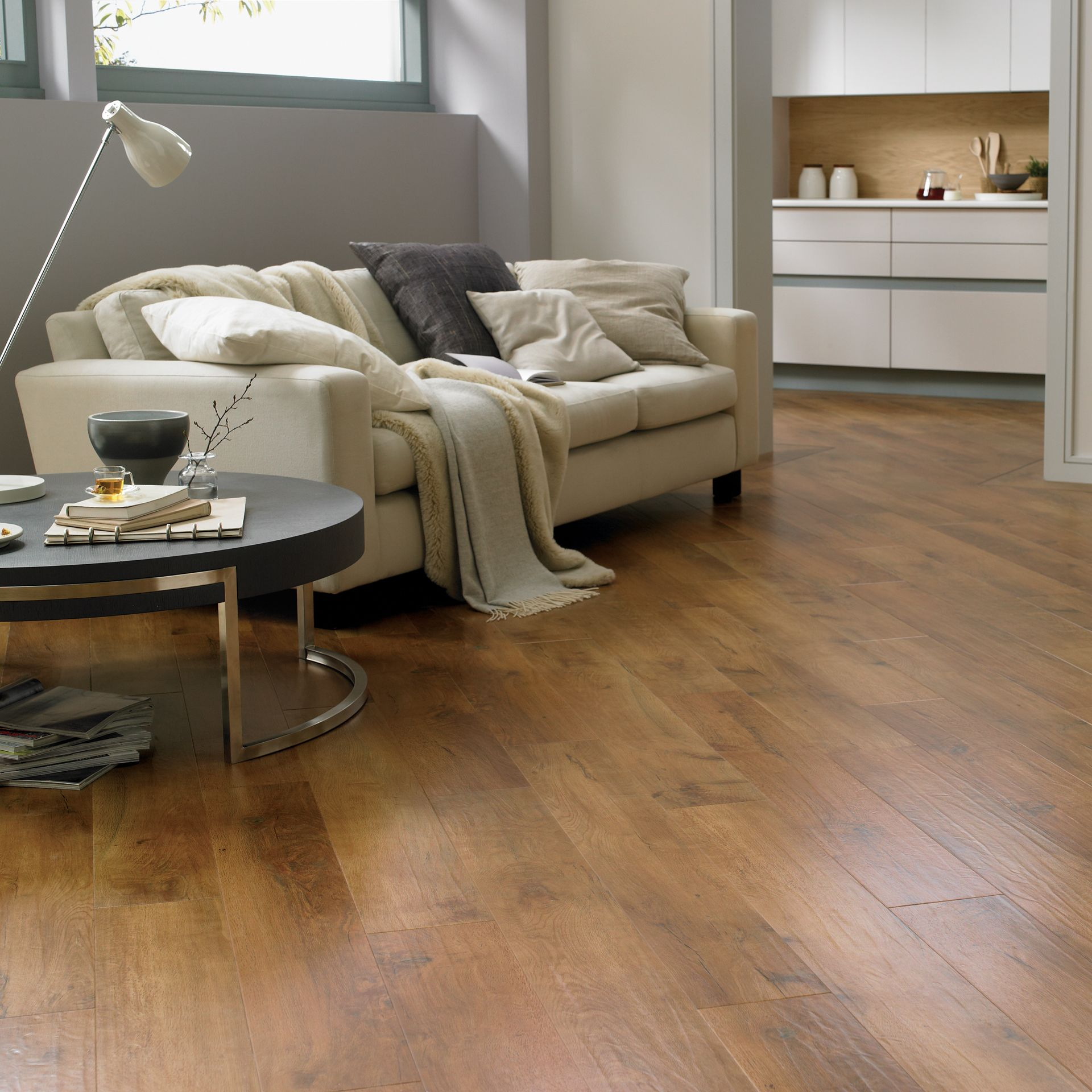 Natural Wood Effect Flooring Tiles and Planks Luxury